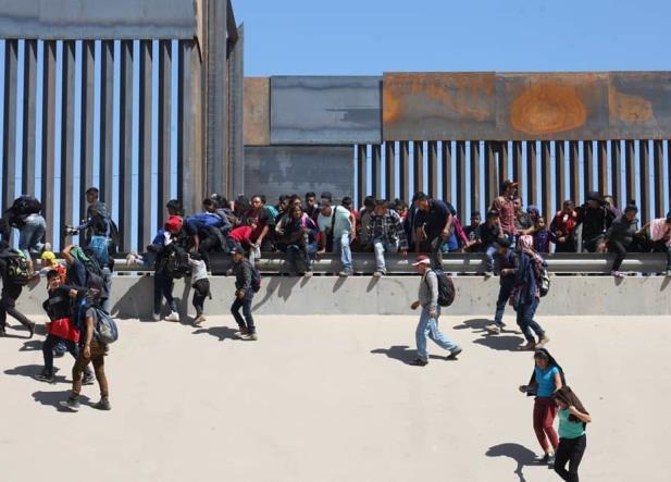 Incrementa cifra de niños migrantes presentados al INM
