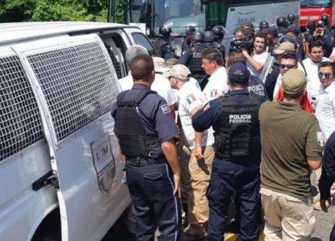 Ingresaron a México 6 mil centroamericanos en 2 semanas
