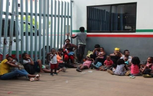 Despliegan operativo en Chiapas para frenar entrada de migrantes