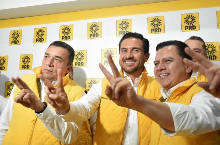 Yunes Márquez dice llevar la delantera rumbo a la elección 2018