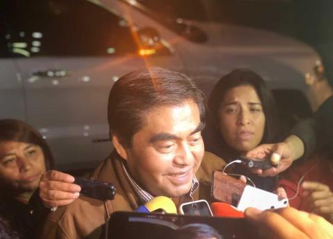 Barbosa va de nuevo por la gubernatura de Puebla con Morena
