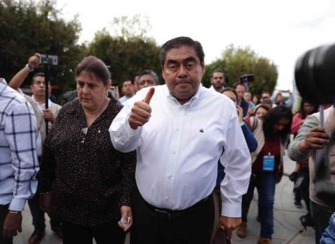 Puebla: Barbosa aventaja la elección con casi 10 puntos