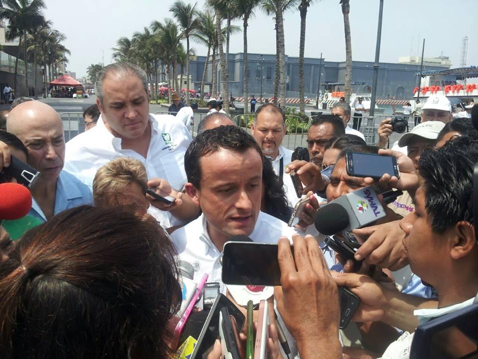 Reforma de salud permitirá solventar carencias: Mikel Arriola