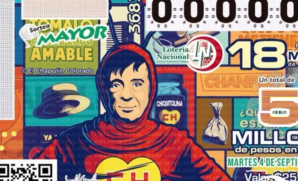 Cae en Coatzacoalcos, premio mayor de la Lotería Nacional