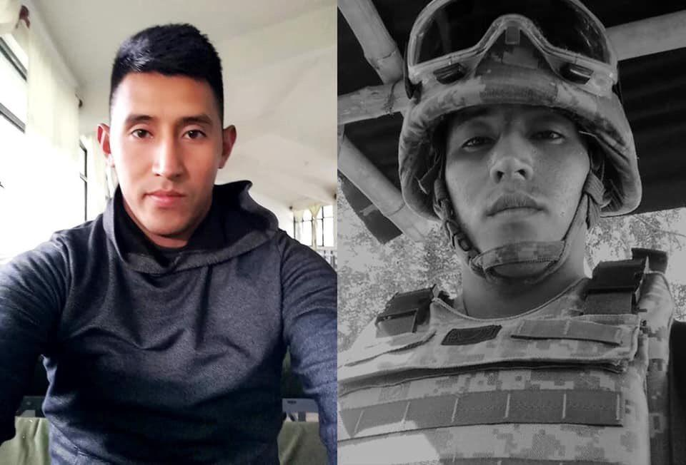 Fredy, el militar veracruzano que murió en operativo Ovidio Guzman