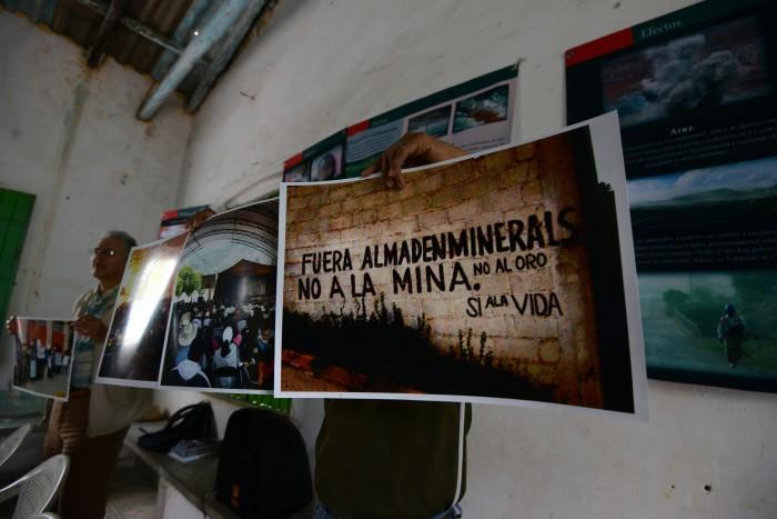 Académicos de Veracruz sumarán estudios a movimiento contra minera