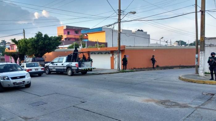 Trabajadora de Pemex logra escapar de intento de secuestro
