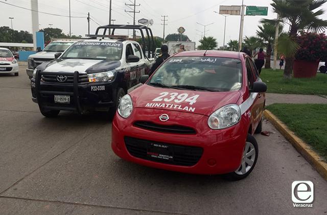 Policías frustran plagio y detienen a uno en Mina