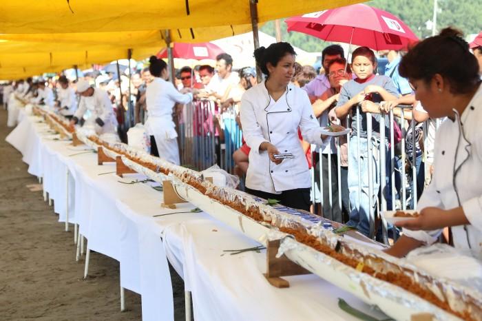 Anuncian la Minilla más grande del mundo en Antón Lizardo