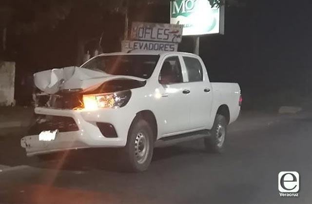 Policía ministerial mata a líder taxista en Cosamaloapan y se fuga