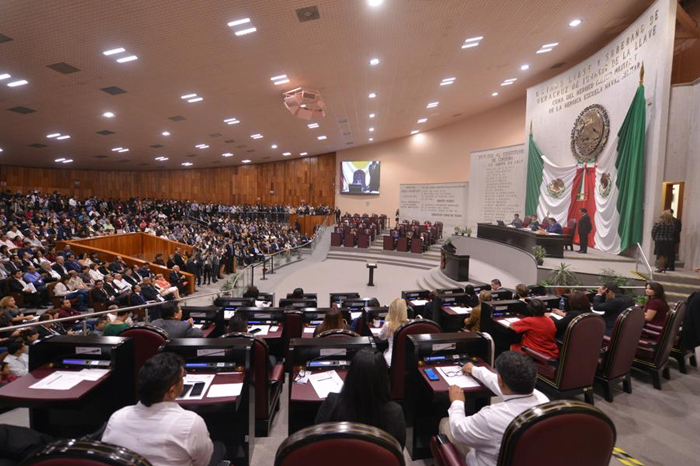 Minuto por Minuto: instalan la LXV Legislatura del Congreso de Veracruz
