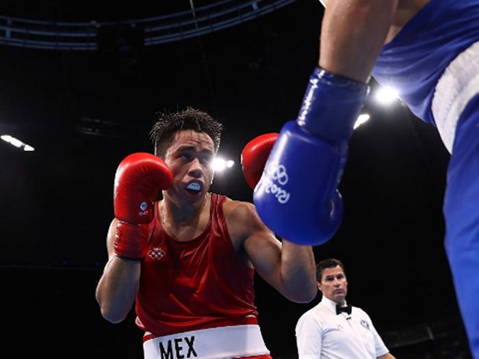 Misael Rodríguez obtiene la primera medalla para México