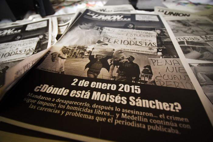 Impunidad a un año del asesinato de Moisés Sánchez
