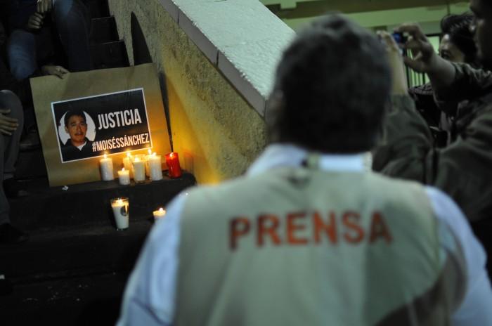Sigue estancado el caso del periodista Moisés Sánchez Cerezo