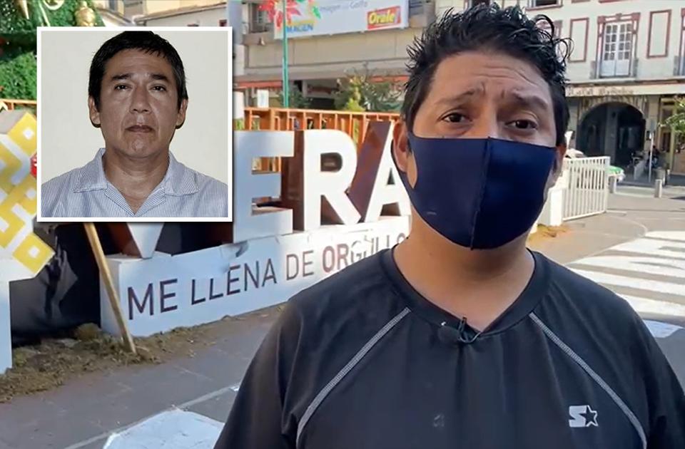 Hijo de Moisés Sánchez recrimina impunidad a 6 años de su asesinato