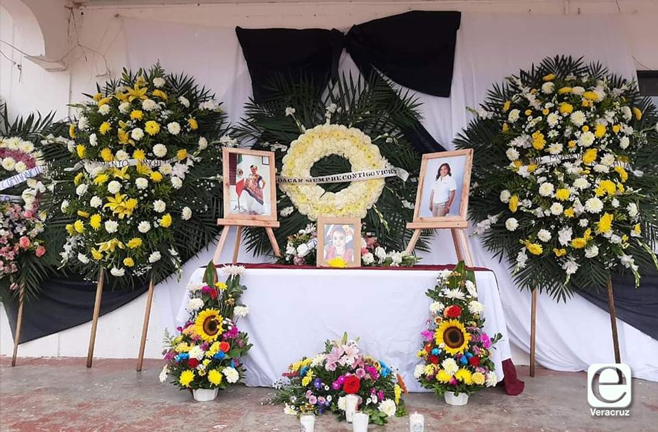 Despiden a Vicky Rasgado, edil de Moloacán víctima de covid