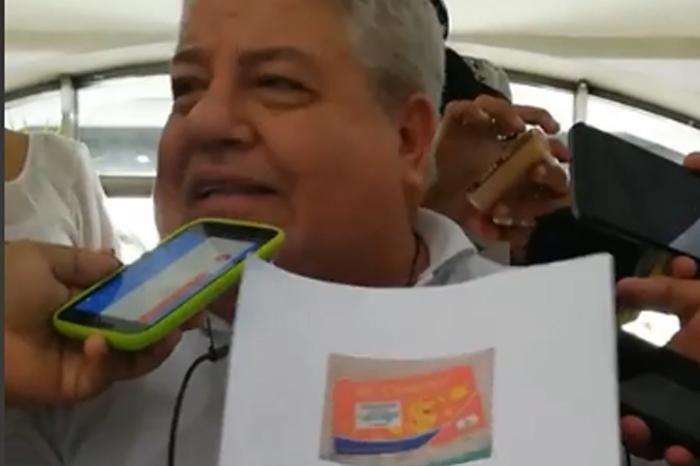 Denuncia Morena reparto de monederos electrónicos con 500 pesos