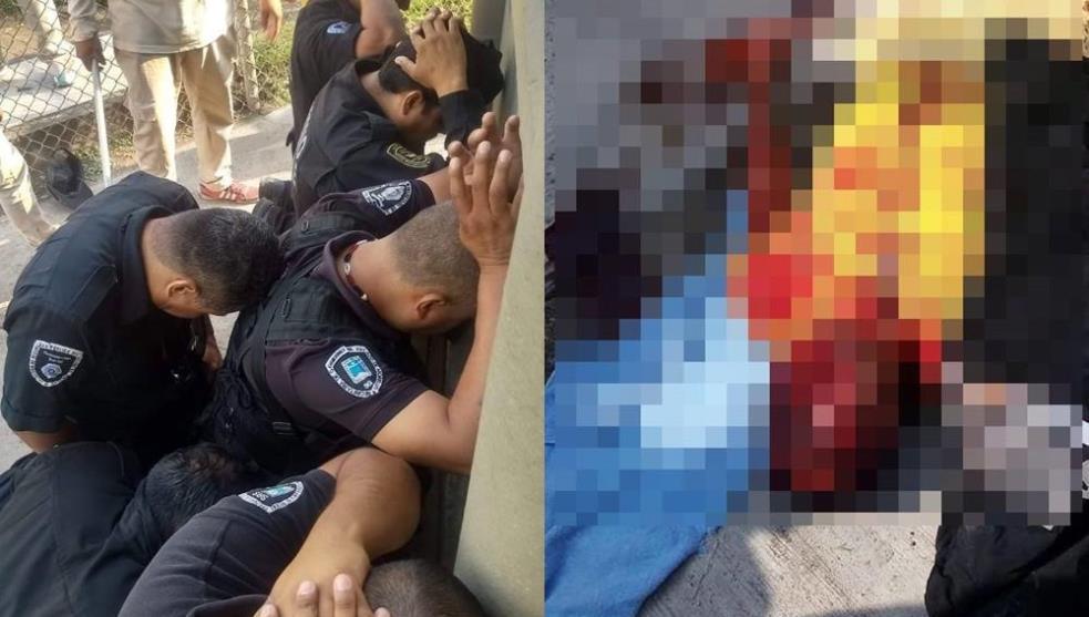 Tras riña, reos someten a custodios en penal de Morelos