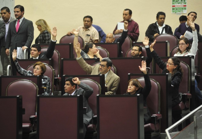Se desmorona la bancada de Morena en Congreso de Veracruz