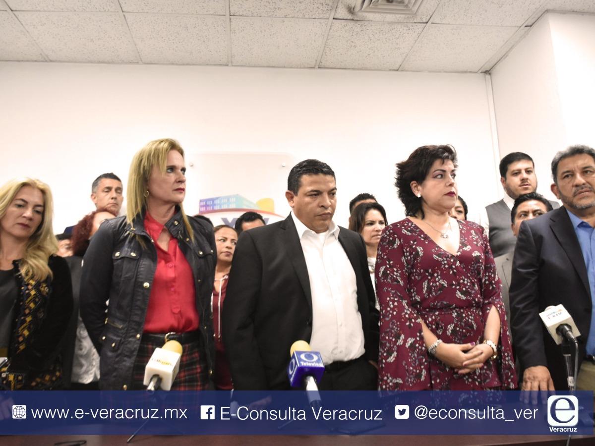 Liderazgos de Morena tras la división de bancada en Congreso local