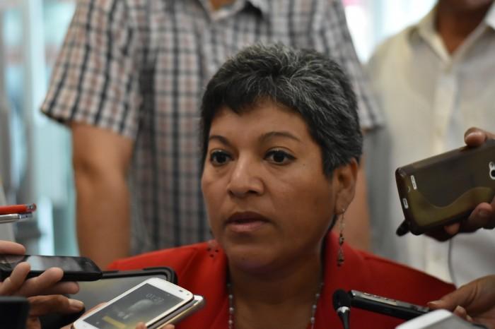 Diputada de Morena se deslinda de toma de presa Yuribia