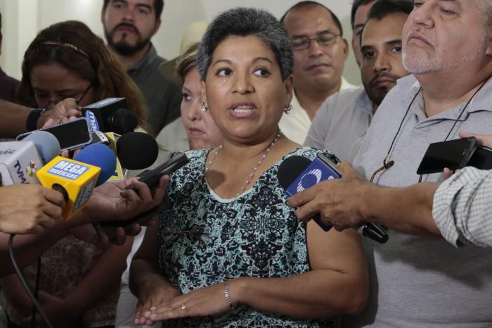 Guerra contra Morena, acusación en mi contra: diputada