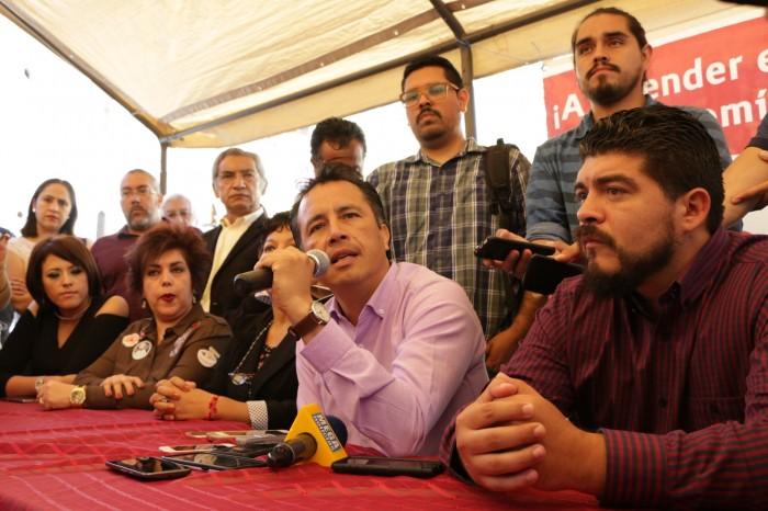 Morena: ofrecen a Yunes renegociar deuda estatal con familia de Videgaray