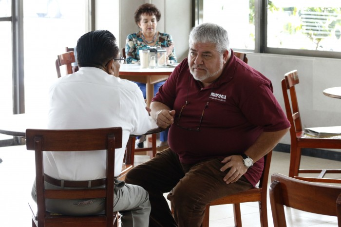 Empresas fantasma de Duarte ahora operan para el PAN: Morena