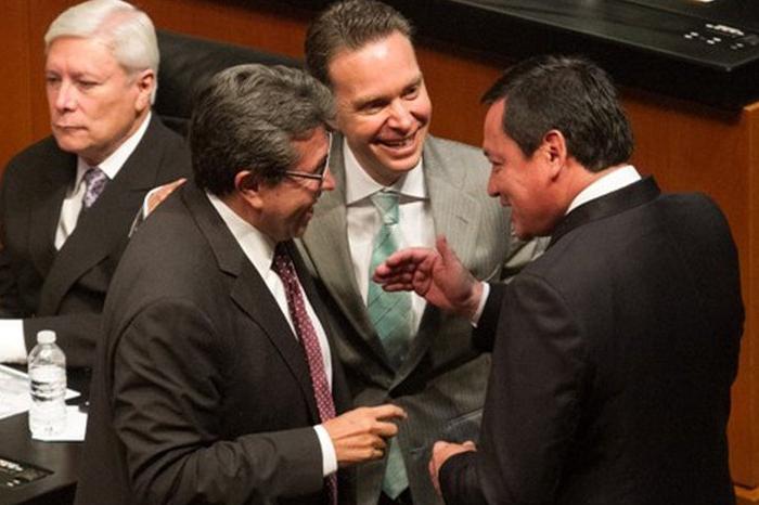 ¿Por qué Morena aprobó la licencia para Manuel Velasco?