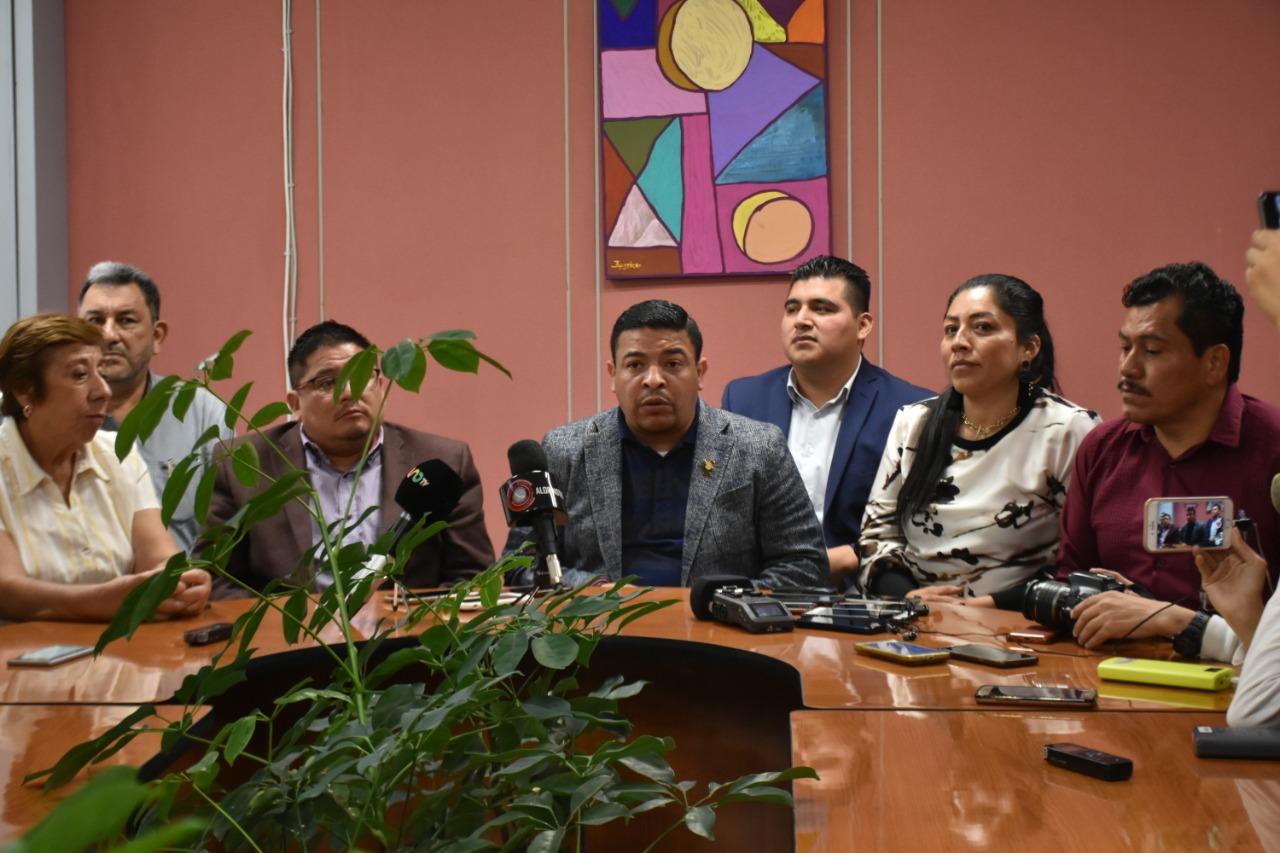 Bancada de Morena no acatará expulsión de diputados