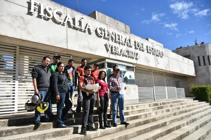 Motociclistas de Veracruz combaten el robo a través de WhatsApp