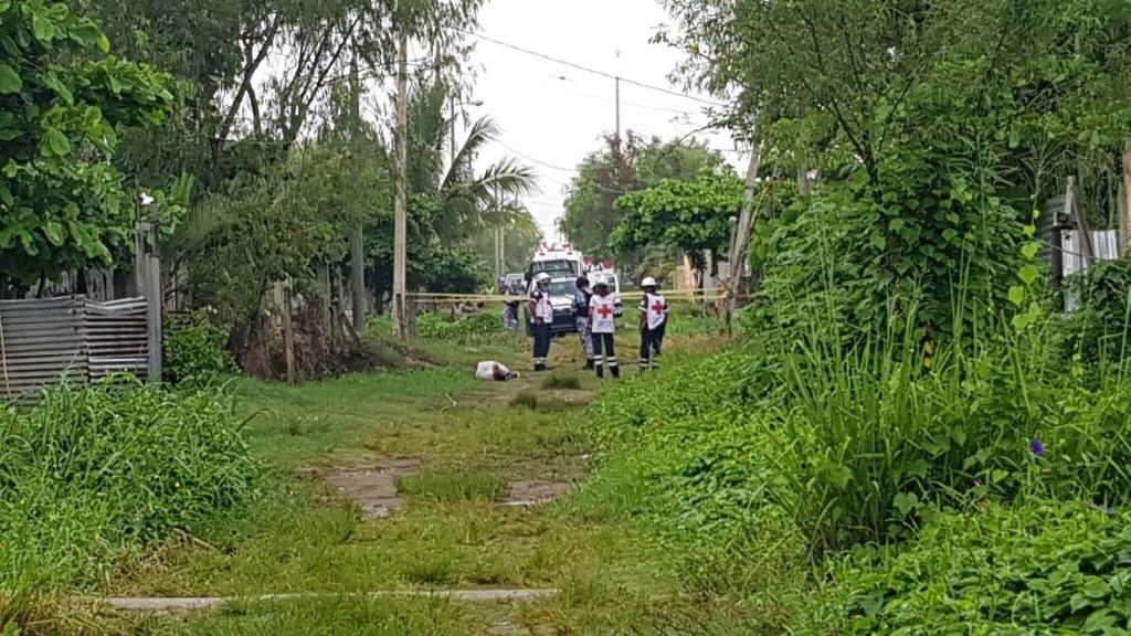 Hallan cadáver en colonia Fidel Herrera, en Coatzacoalcos