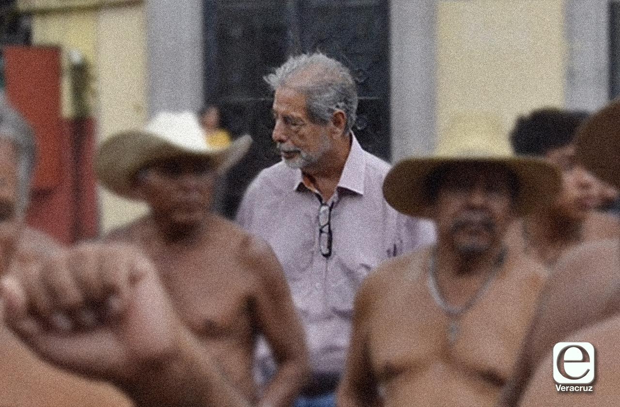 Muere líder de Los 400 Pueblos César del Ángel en CDMX
