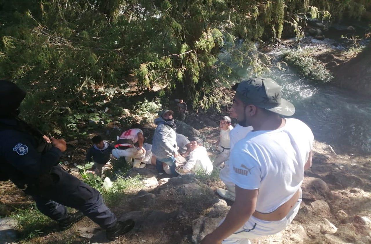 Muere empleado del rastro tras golpearse la cabeza, en Nogales