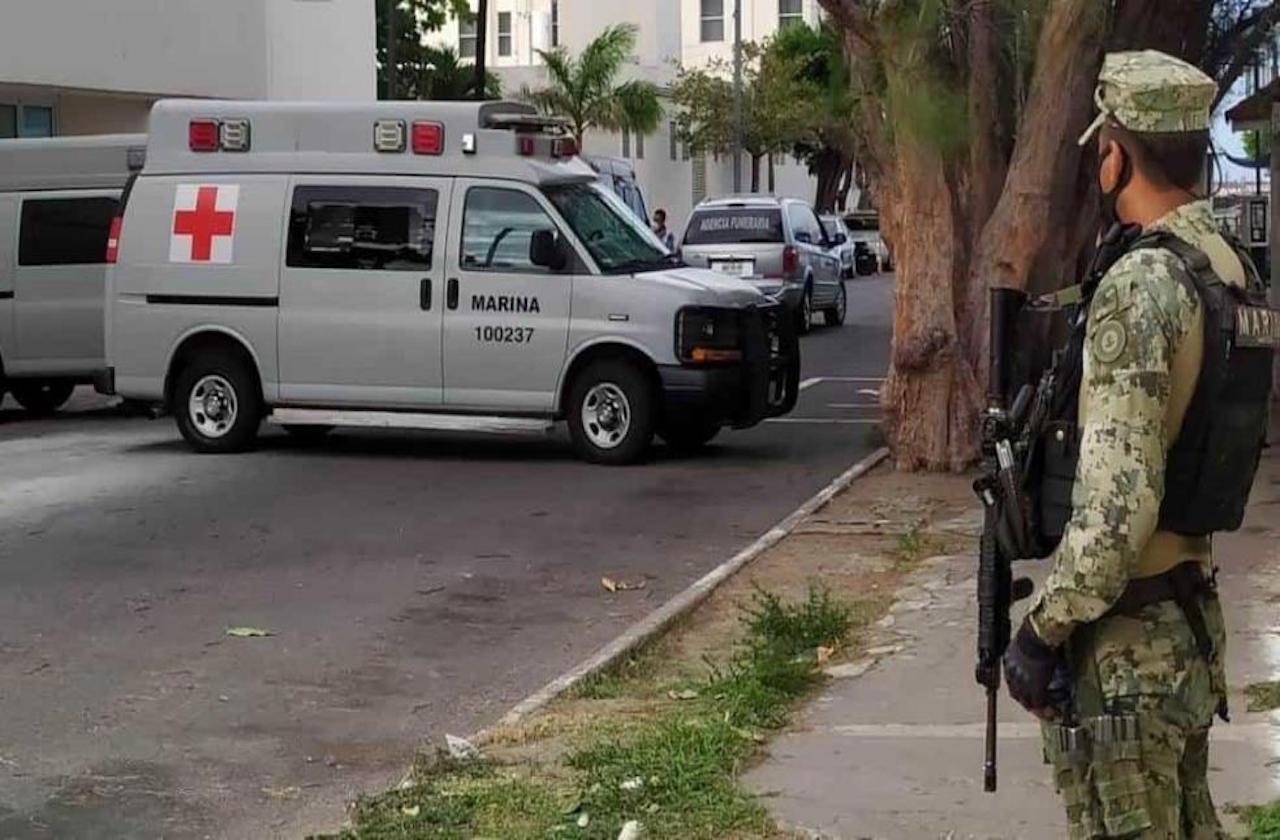Muere hombre de 65 años con síntomas de covid, en Veracruz