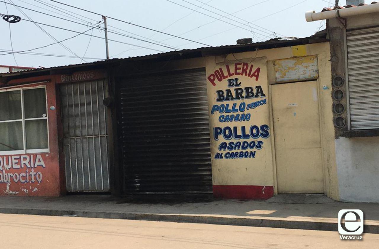 Atacan polleria con bombas molotov en Coatzacoalcos