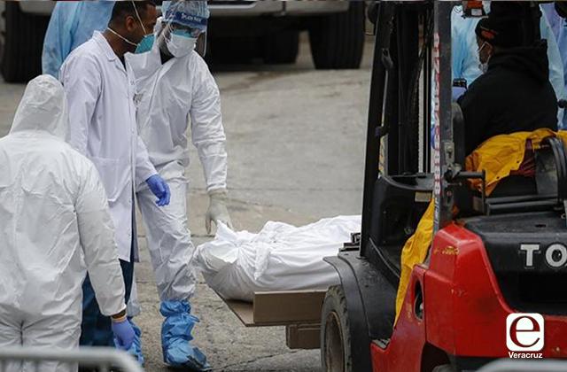 Veracruz alcanza las 60 muertes por coronavirus, en 22 municipios