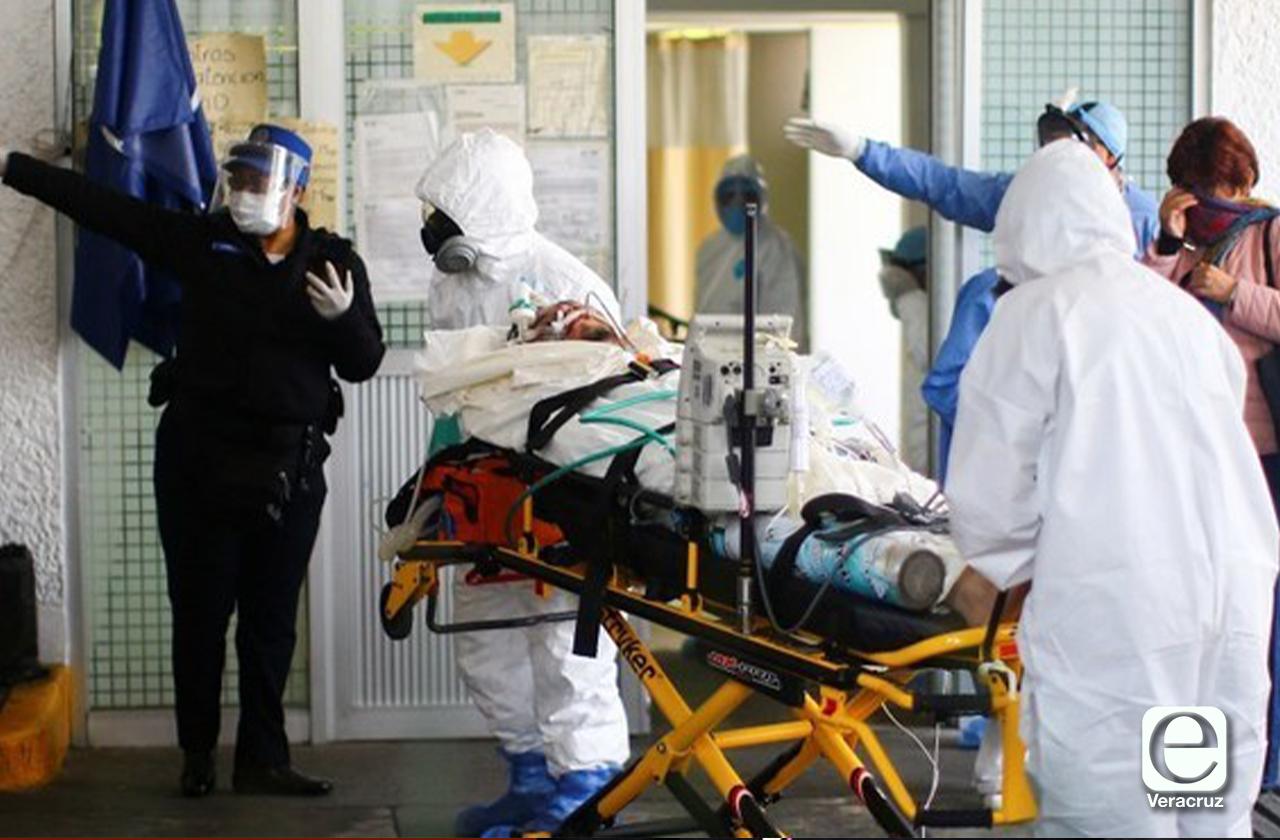 México supera las 30 mil muertes por covid