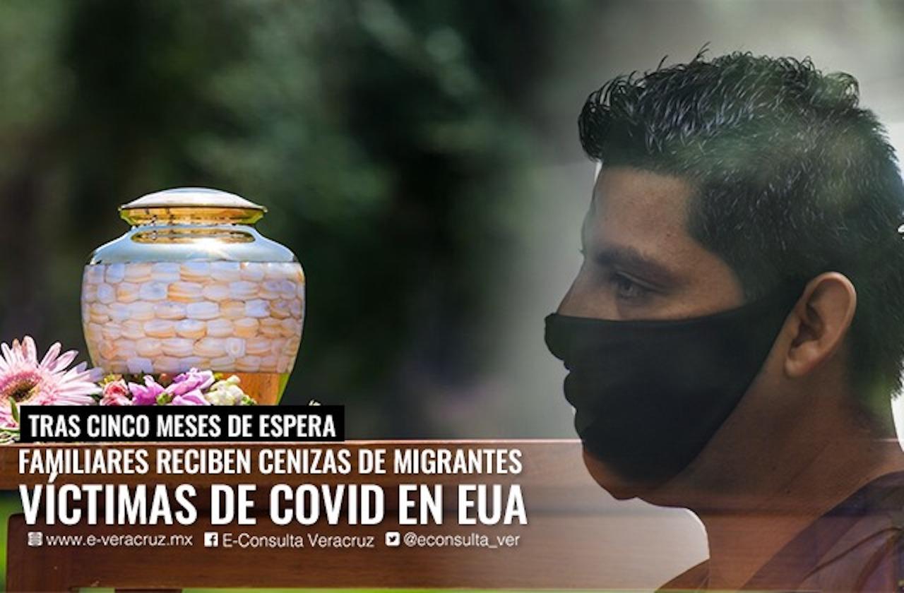 Muertes de migrantes en tiempo de pandemia; larga espera para ser repatriados