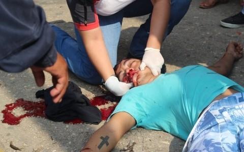 Primer muerto por disturbios y saqueos en Agua Dulce