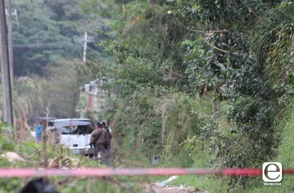 Hallan cadáver en Río Blanco, segundo del día en la región