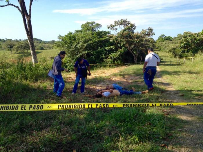 Nueva jornada de violencia en Veracruz, van ocho personas asesinadas