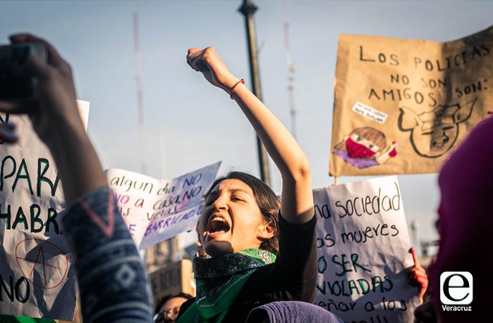 Legisladoras respaldan paro de 9M, piden no institucionalizar el movimiento