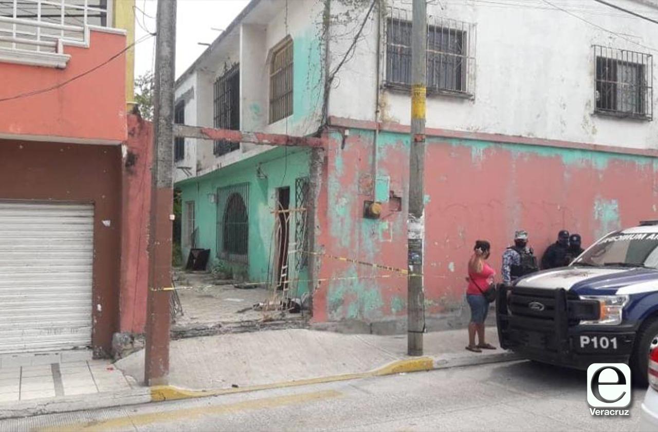 Entierran cadáver de mujer asesinada en domicilio del Puerto