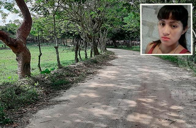 Mujer es asesinada presuntamente por su suegro, en Agua Dulce