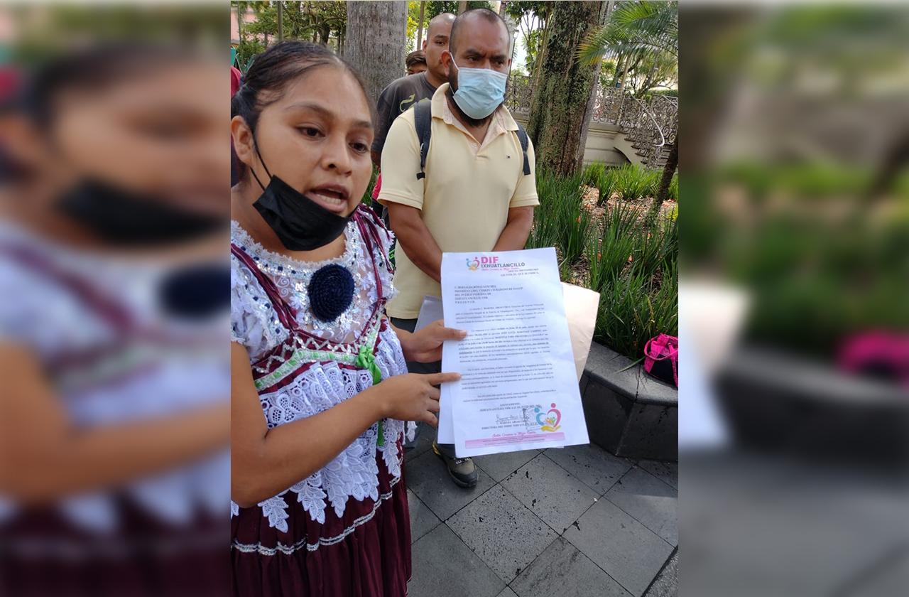 Mujeres indígenas de Veracruz realizarán kermés para comprar ambulancia