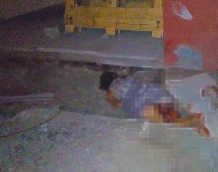 Asesinan a mujer a puñaladas, en Tierra Blanca