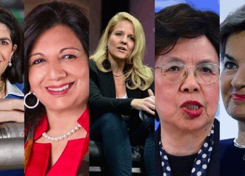 Ellas son las mujeres más poderosas de la ciencia