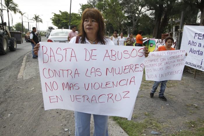 Poza Rica y Córdoba concentran mayor número de feminicidios en 2017