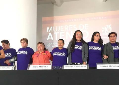 Corte IDH sobre Atenco: Estado Mexicano responsable por violación de derechos humanos a mujeres